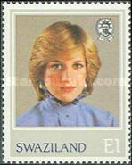 [The 21st Anniversary of the Birth of Princess Diana of Wales, 1961-1997, type KQ]