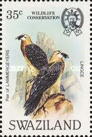 [Wildlife Conservation -  Bearded Vulture, type LJ]