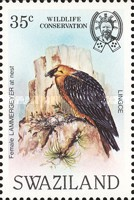 [Wildlife Conservation -  Bearded Vulture, type LL]