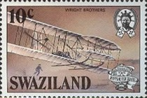 [The 200th Anniversary of Manned Flight, type LR]