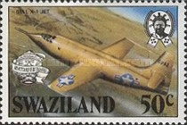 [The 200th Anniversary of Manned Flight, type LT]