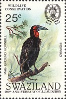 [Birds - The 200th Anniversary of the Birth of John James Audubon, type NG]