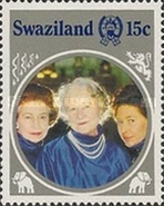 [The 85th Anniversary of the Birth of Queen Elizabeth the Queen Mother, 1900-2002, type NM]