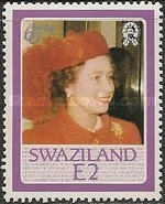 [The 60th Anniversary of the Birth of Queen Elizabeth II, type OD]