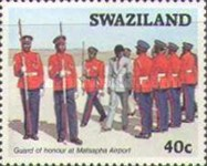 [Coronation of King Mswati III, type OI]