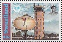 [The 50th Anniversary of International Civil Aviation Organization, type SR]