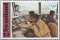 [The 50th Anniversary of International Civil Aviation Organization, type ST]