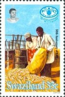 [The 50th Anniversary of Food and Agriculture Organization, type SY]