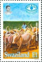 [The 50th Anniversary of Food and Agriculture Organization, type TA]