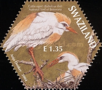 [Birds - SAPOA Joint Issue, type WF]
