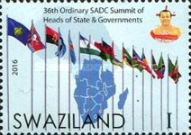 [The 36th SADC Summit, type ZK]