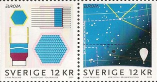 [EUROPA Stamps - Astronomy, type ]