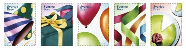 [Greetings Stamps - My Invitation, Typ ]