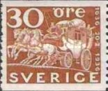 [The 300th Anniversary of the Post Office, type AV]