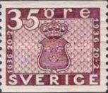 [The 300th Anniversary of the Post Office, type AW]