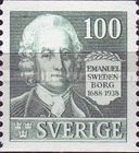 [The 250th Anniversary of the Birth of Emanuel Swedenborg, type BD4]
