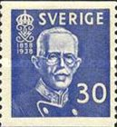 [The 80th Anniversary of the Birth of King Gustaf V, type BJ8]