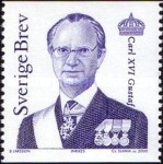 [King Carl XVI Gustaf and Queen Silvia, type BKR]