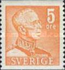 [King Gustav V - New Colors and Values, Typ BL26]