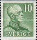 [King Gustav V - New Colors and Values, Typ BL27]