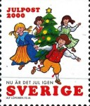 [Christmas Stamps, type BLC]