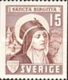 [St. Bridget of Sweden - Inscription