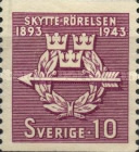 [The 50th Anniversary of the Swedish Voluntary Rifle Association, type CC]