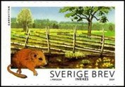 [National Parks - Self-Adhesive Stamps, type CEP]