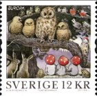 [EUROPA Stamps - Children's Books, type CFM]