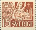[The 800th Anniversary of the Birth of the Lund Cathedral, type CO]
