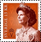 [King Carl Gustav and Queen Silvia, type CQI1]