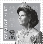 [King Carl XVI and Queen Silvia, Typ CQI3]