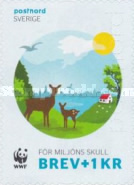 [WWF - Joint Issue with Denmark, type CRS]