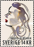 [The 100th Anniversary of the Birth of Ingrid Bergman, 1915-1982, type CRU]