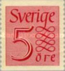 [Numeral Stamp - New Design, type DD]