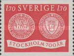 [The 700th Anniversary of Stockholm, type DL]