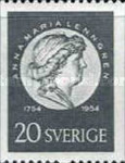 [The 200th Anniversary of the Birth of Anna Maria Lenngren, type DR]