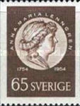 [The 200th Anniversary of the Birth of Anna Maria Lenngren, type DR3]