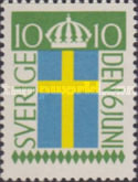 [Swedish Flag Day, type DU]