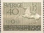 [The Equestrian Olympics, type DX6]