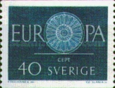 [EUROPA Stamps, type EX]