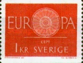 [EUROPA Stamps, type EX1]