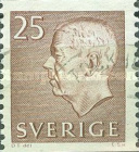 [King Gustaf VI Adolf of Sweden - New Values, type FA13]