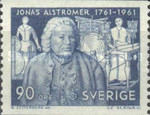 [The 200th Anniversary of the Birth of Jonas Alströmer, type FC3]