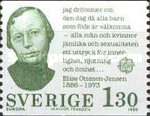 [EUROPA Stamps - Famous People, type ZH]