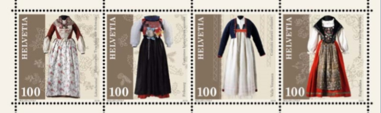 [Traditional Swiss Costumes, Typ ]