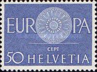 [EUROPA Stamps, type ABL]