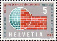 [Events - Development Aid - Exhibition HYSPA 1961 - European and World Ice Hockey Championships - Automation Telephone, type ABR]