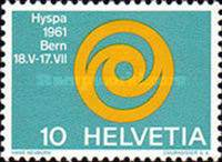 [Events - Development Aid - Exhibition HYSPA 1961 - European and World Ice Hockey Championships - Automation Telephone, type ABS]