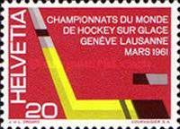 [Events - Development Aid - Exhibition HYSPA 1961 - European and World Ice Hockey Championships - Automation Telephone, type ABT]